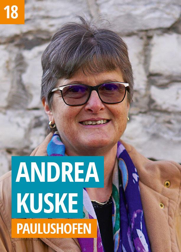 Andrea Kuske