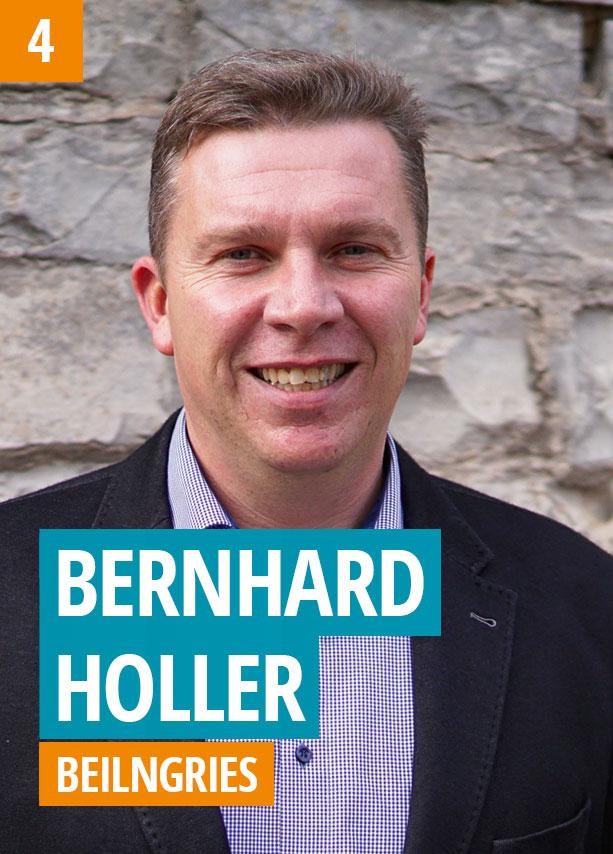 Bernhard Holler