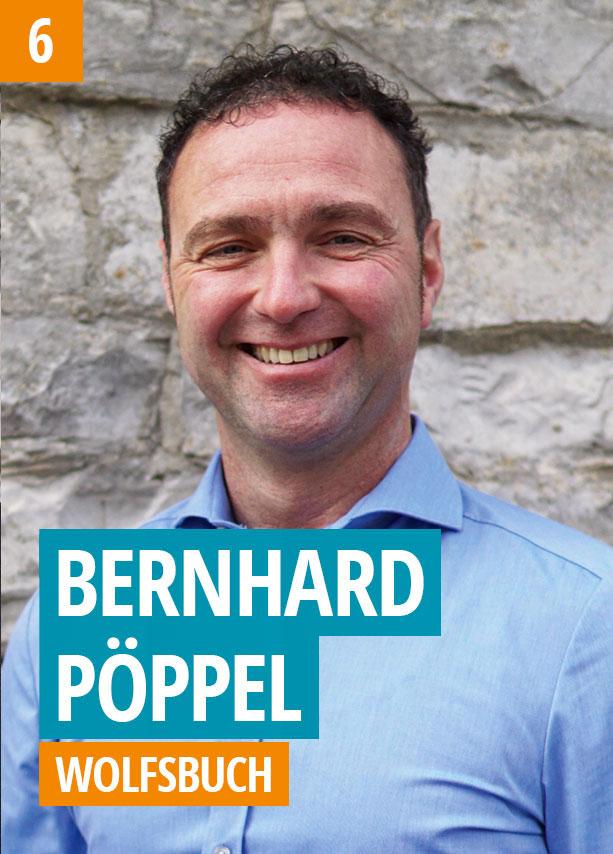 Bernhard Pöppel