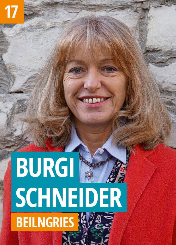 Burgi Schneider