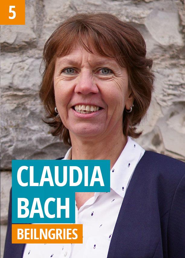 Claudia Bach