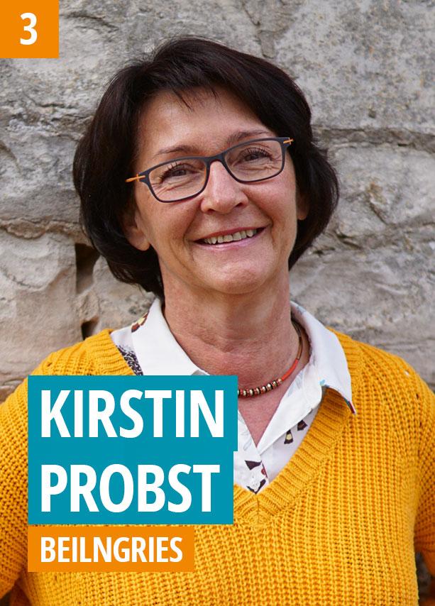 Kirstin Probst