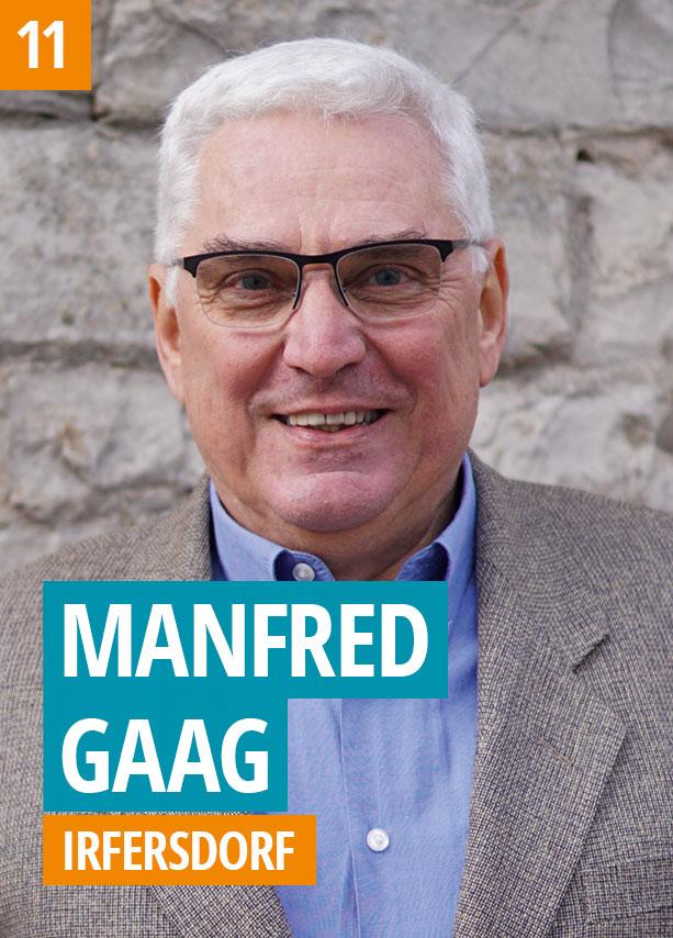 Manfred Gaag