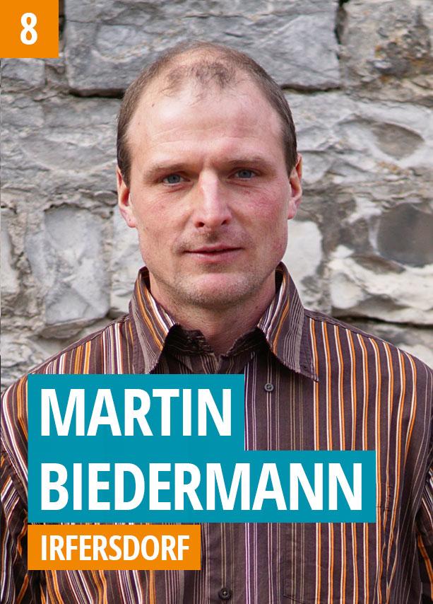 Martin Biedermann