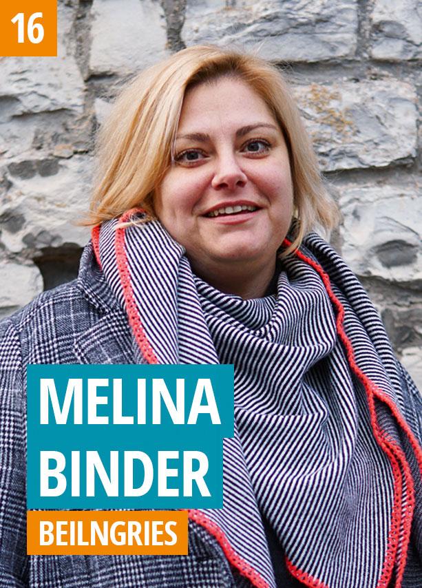 Melina Binder