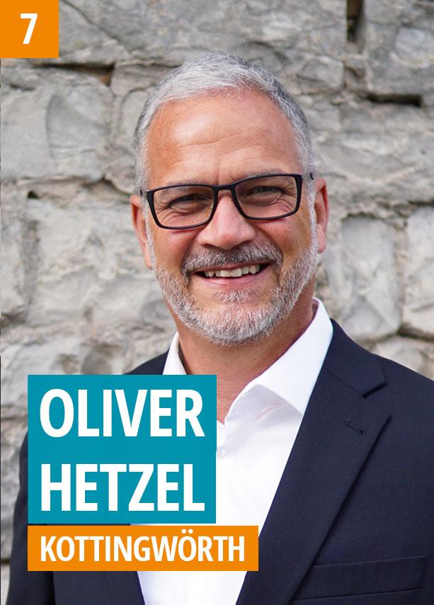 Oliver Hetzel