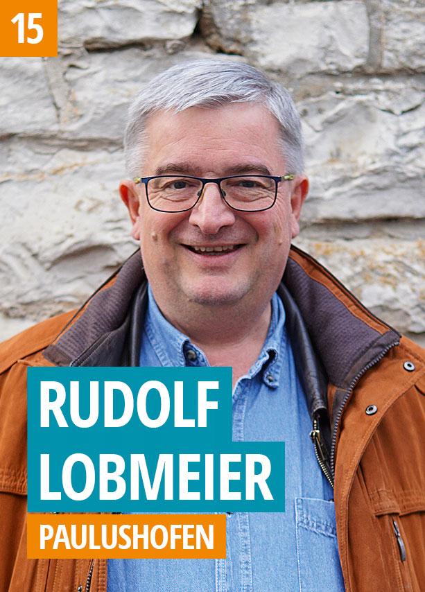 Rudolf Lobmeier