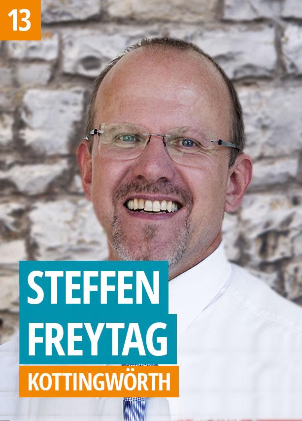 Steffen Freytag